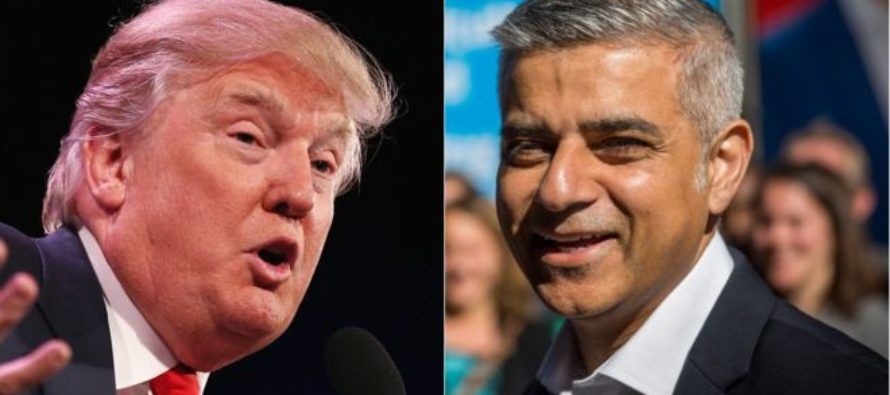 London Mayor Makes INFURIATING Announcement About Trump