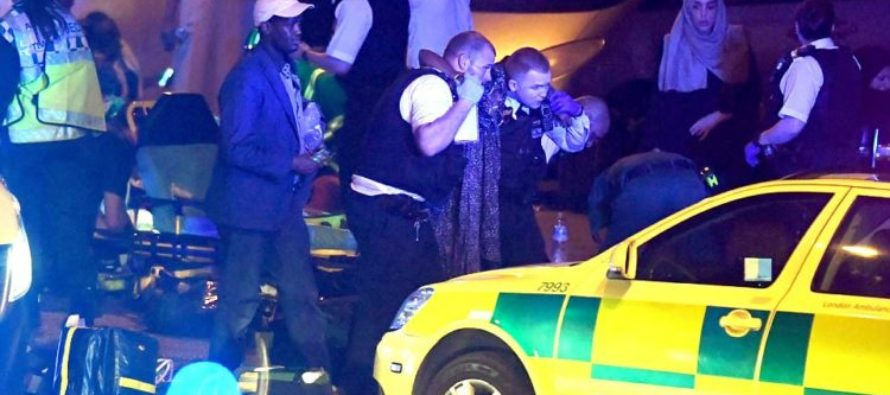 ANOTHER Terror Attack Rocks London [VIDEO]