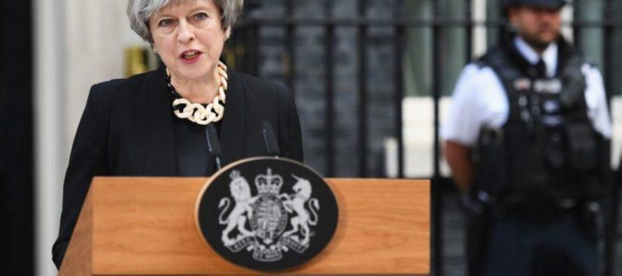 UK Leader Makes CHILLING Terror Announcement [VIDEO]