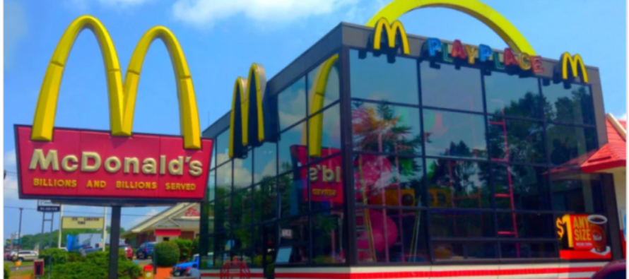 McDonald's Announces It's Replacing Cashiers With Automated Kiosks and the Stock Market Loves It!