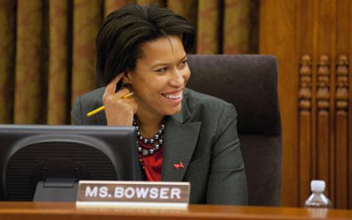 Muriel-Bowser