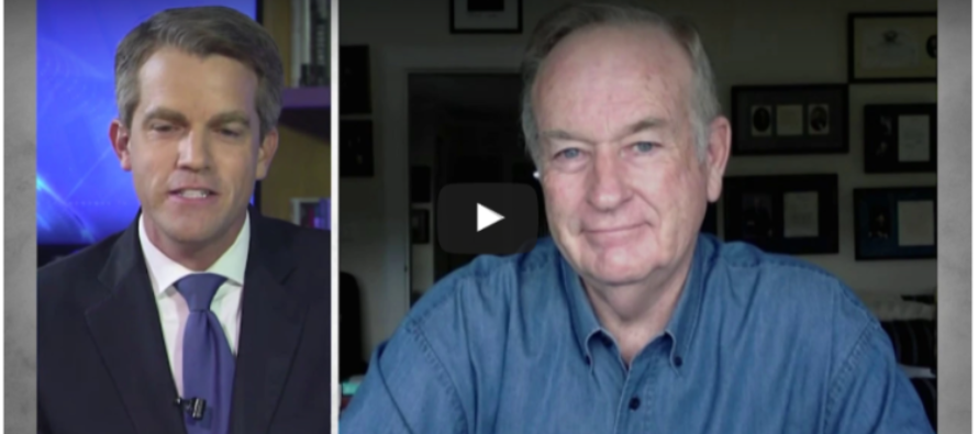 WATCH: Bill O'Reilly Is BACK And Returns With A Gift For LIBERALS Who Got Him FIRED!