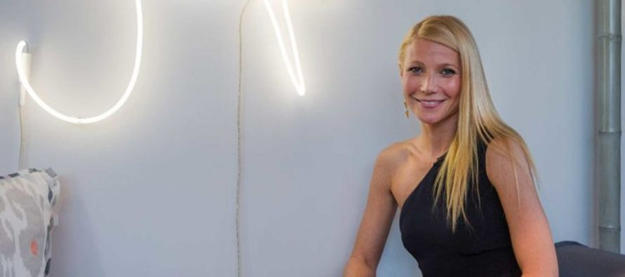 NASA stuck cleaning up mess left by Gwyneth Paltrow