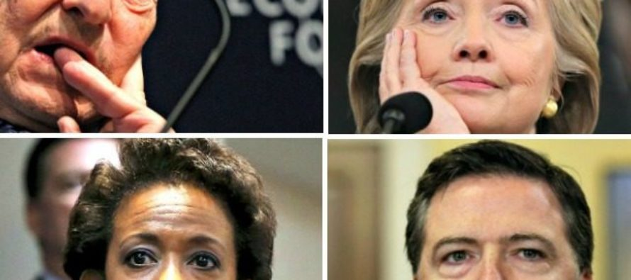 Loretta Lynch, Clinton Campaign, Soros Officials – ALL Called Into Senate PROBE