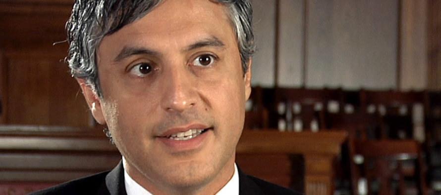 CNN Host Reza Aslan Lied About Using Foul Language to Describe Trump