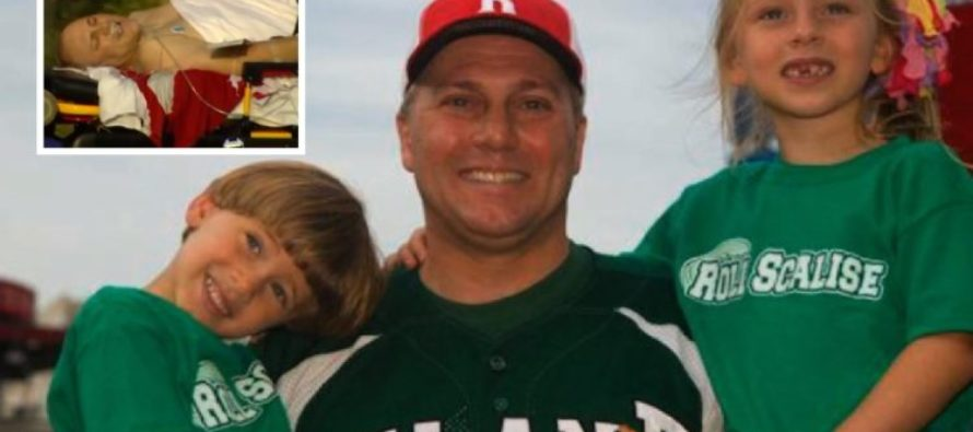 Father's Day Update on GOP Shooting Victim Steve Scalise