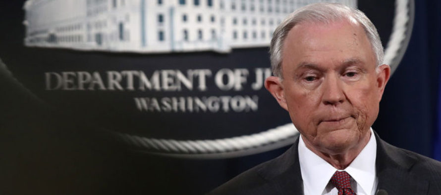 Jeff Sessions Ending DOJ Handouts to Activist Groups Is Being Called A Tremendous Victory!