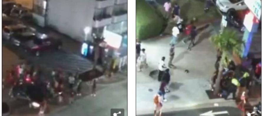 Mass Shootout Streamed on Facebook Live [VIDEO]