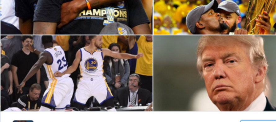 Media QUICK To Gleefully Report NBA Champs BOYCOTTING Trump – Then It Backfires