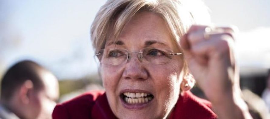 Elizabeth Warren Issues Threat to Trump; Quickly Realizes She Made a BIG Mistake! [VIDEO]