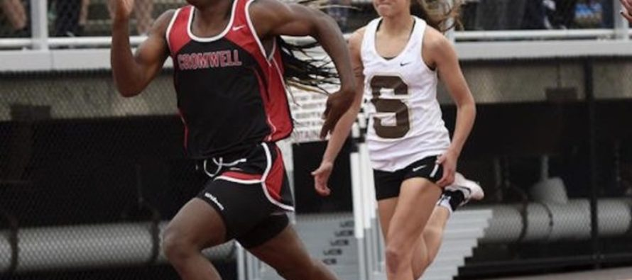 Transgender Freshman Sprinter, Born a Male, Wins Two Girls State Championships [VIDEO]