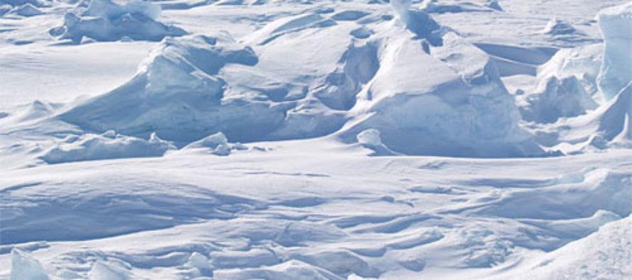 Global Warming Hoaxers Get Stuck in Ice, Blame Global Warming
