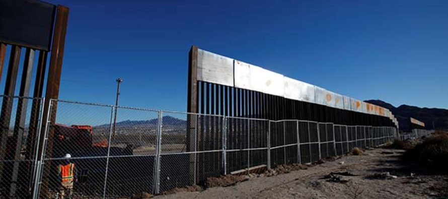Trump Lays Out Detailed Plan For Border Wall, Other Border Security
