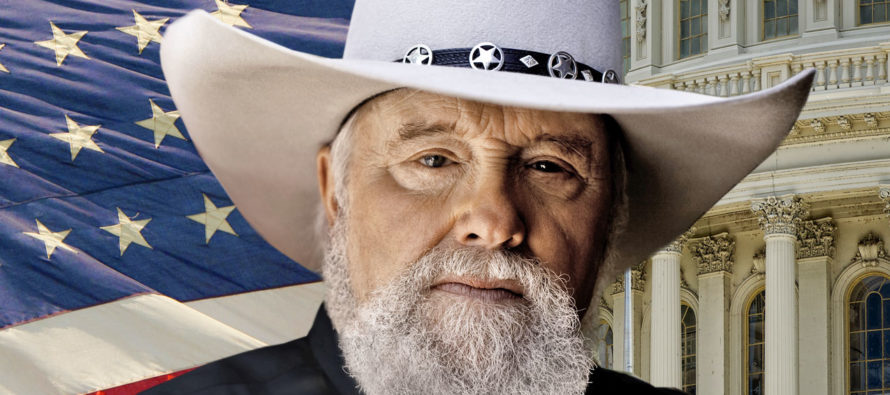 Charlie Daniels: The Level of Political Hatred in Our Nation is Not Sustainable