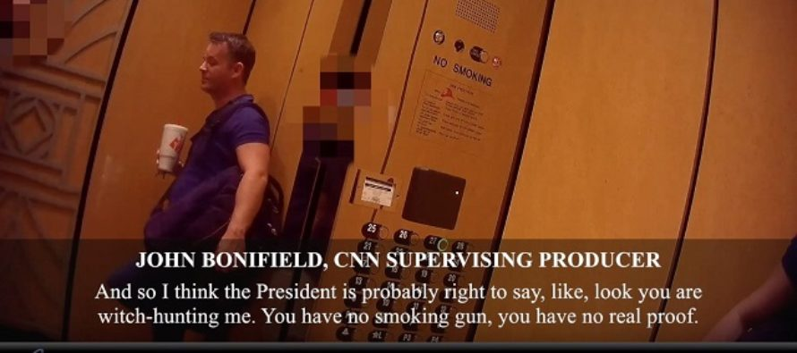 UNDERCOVER VIDEO: CNN Producer Admits Russia Narrative Is 'Mostly B******t'