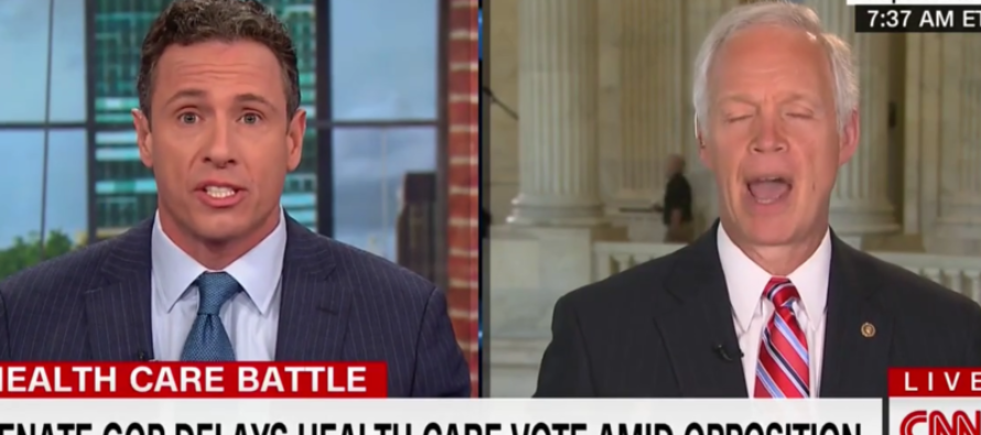CNN's Cuomo Has Meltdown: 'This Whole Thing Is Fake' (VIDEO)