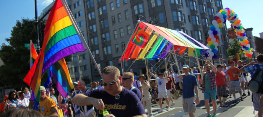 HOLY WHAT! D.C. Gay Pride Parade RUINED By SHOCKING Culprit! (VIDEO)