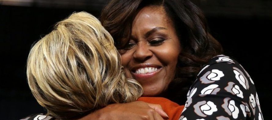 HUMILIATED! Hillary Clinton Email EXPOSES What She Said About Michelle Obama In Secret [VIDEO]