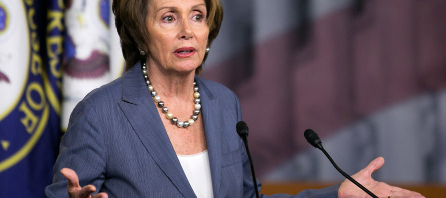 The Moment Democrats Ate Their Own: 'It's Time For Nancy Pelosi To Go'