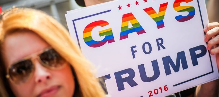 DENIED ACCESS: LGBT Group BANS 'Gays for Trump' From Pride parade