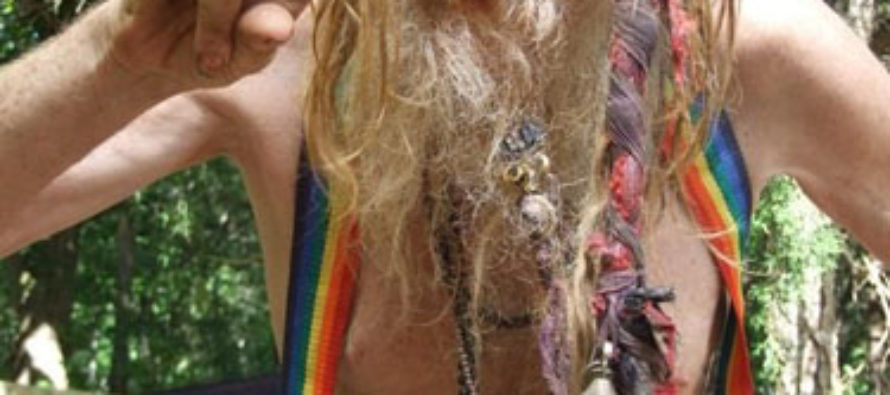 Rainbow Family Naked Hippies Infest Eastern Oregon, Permits Not Required