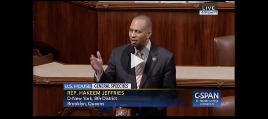 Democrat Rep Hakeem Jeffries: 'Every Racist in America Voted for Donald Trump' [VIDEO]