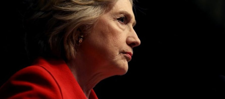 KARMA: Democrats Begging Hillary To Quietly Step Out Of The Spotlight