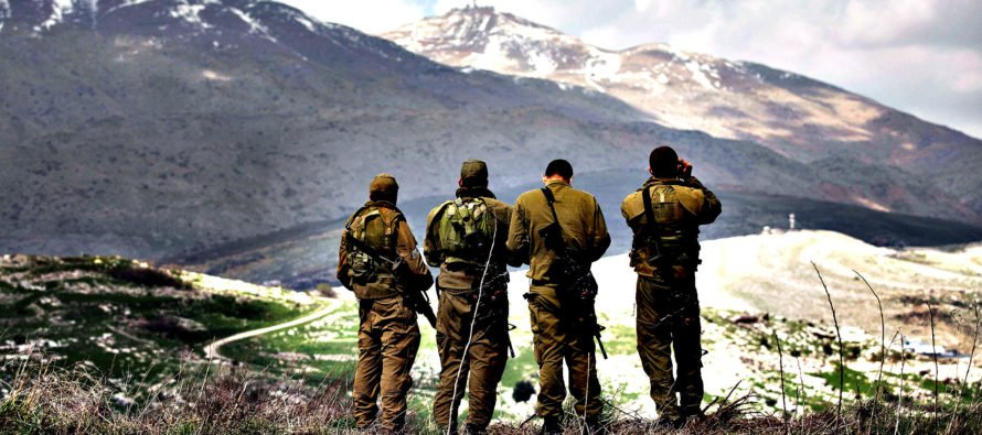 BREAKING: Israel STRIKES Syria After Mortars Were Lobbed Into Golan Heights!