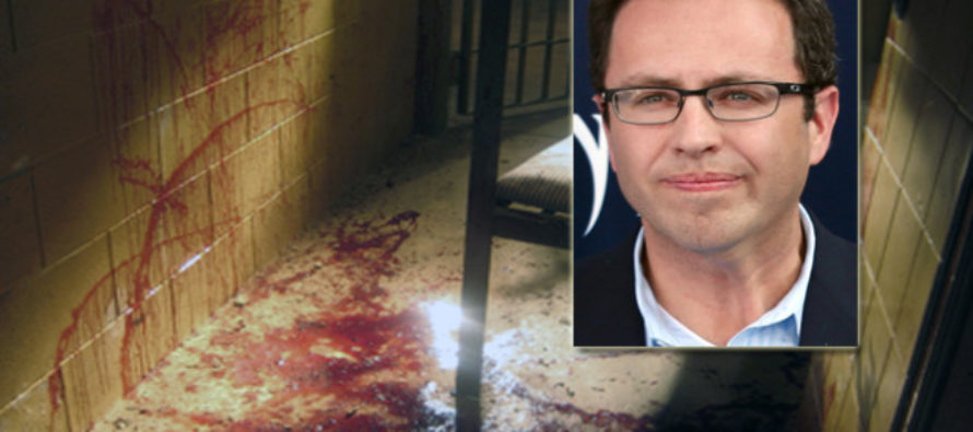 "Subway Molester Jared Fogle Beaten to Pulp in Prison Because He's ""God"" to Fellow Pedophiles"