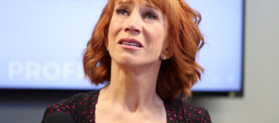 Kathy Griffin: Trump Family Is Personally Trying To RUIN My Life FOREVER!