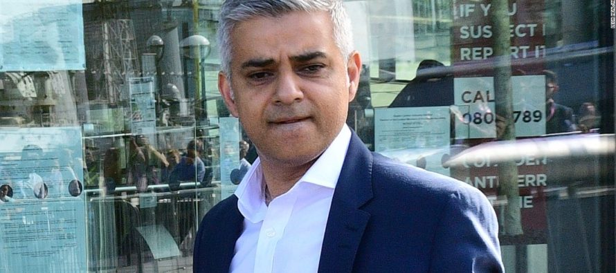 London's Liberal Mayor Thought Climate Change Was More Important Than Fighting Terror