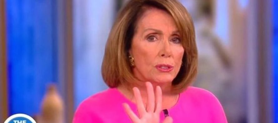 Watch Nancy Pelosi Get DESTROYED on 'The View'