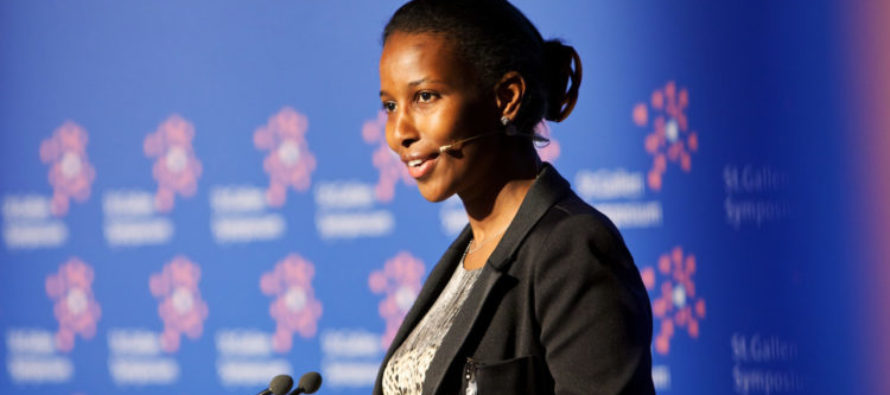 Ayaan Hirsi Ali Speaks To Congress: Political Islam 'Incompatible with the U.S. Constitution'