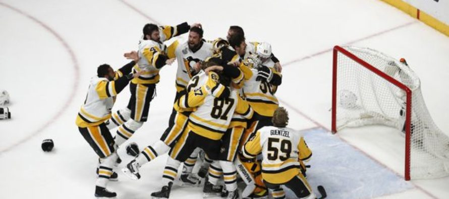 After All the Controversy, Stanley Cup Champions FINALLY Address White House Visit