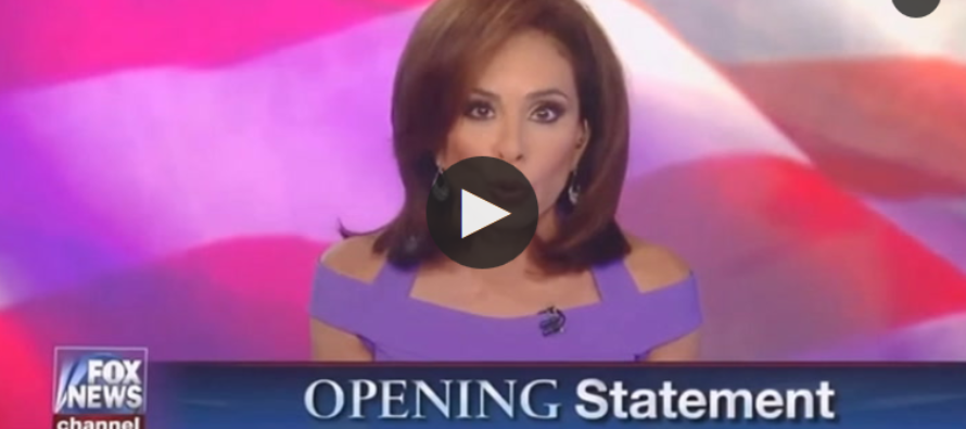 WATCH: Judge Jeannine Pirro BLASTS Comey, Says He's a Predator Out For Revenge