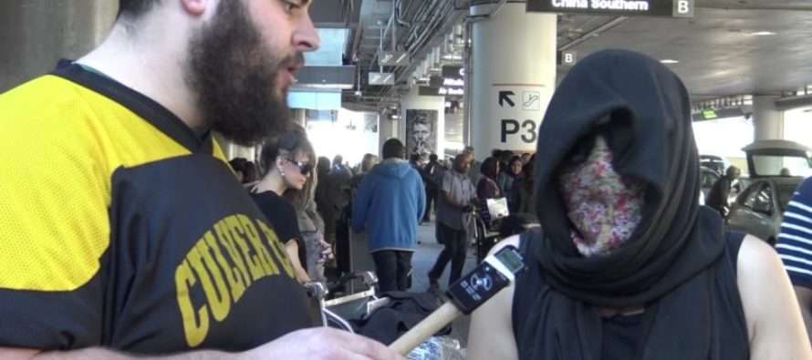 WATCH: Anti-Trump Liberal Protesters are Just as Clueless as You'd Expect