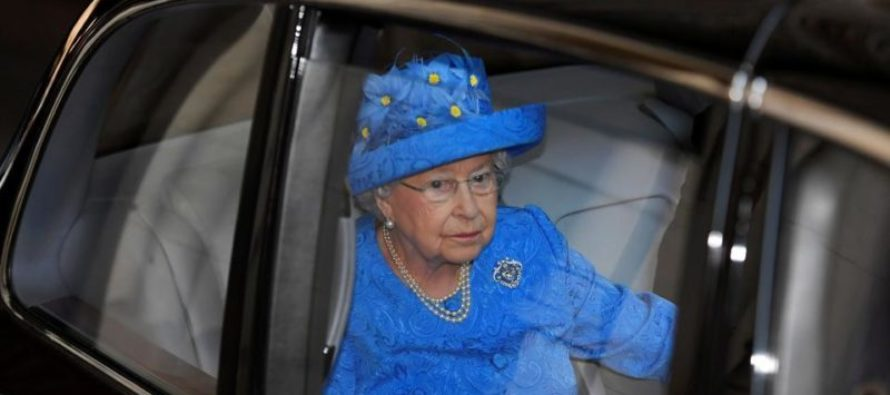 Did the Queen Just Send a Secret Message During Brexit Announcement?