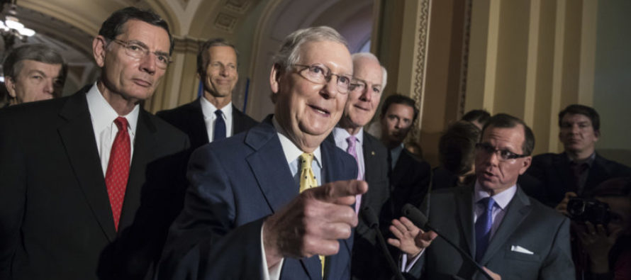 BREAKING: Senate Releases Healthcare Bill – Does This Repair or Repeal Obamacare?