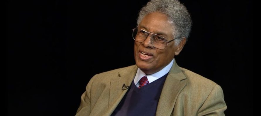 In Just 4 Minutes, Thomas Sowell UTTERLY DESTROYS 100 Years of Liberal Thought (WATCH)