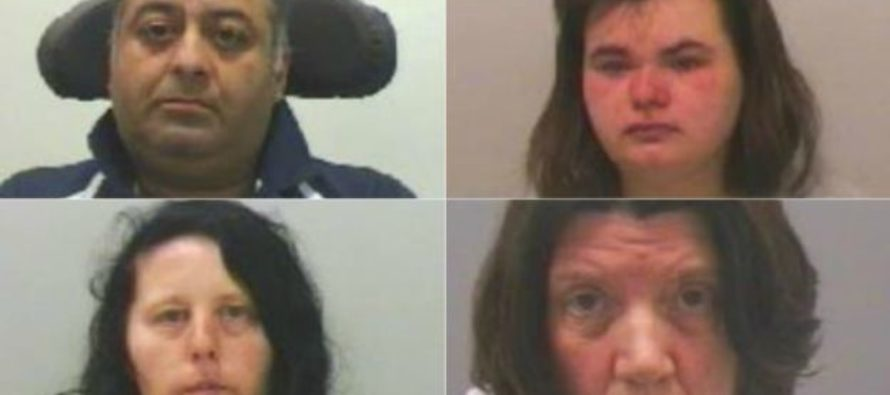 Torture Gang That Made Man Eat His Testicle and Have Sex With a Dog Jailed for Life