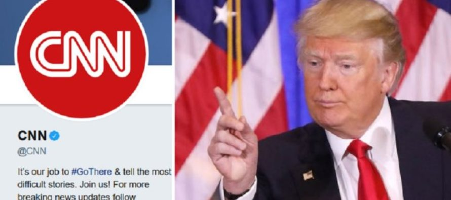 BUSTED! CNN's Twitter Revealed As Mostly Fake