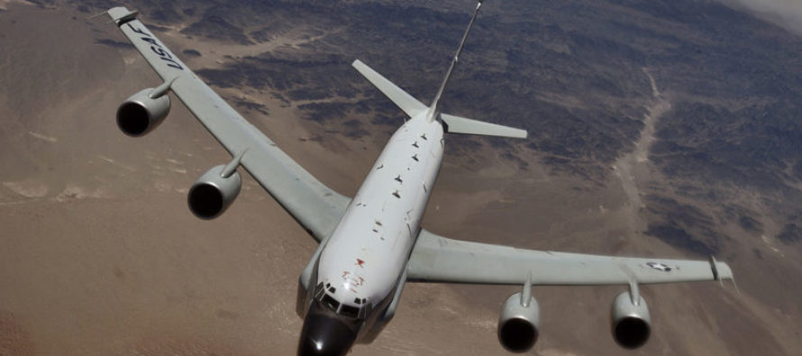 ALERT: Armed Russian Jet Comes Within 5 Feet of US Jet