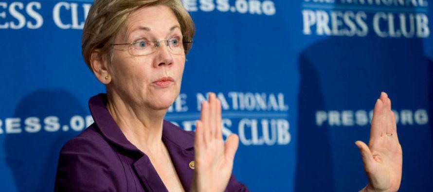 "Elizabeth Warren Threatens President Trump: ""You Ain't Seen Nasty Yet!"" [VIDEO]"