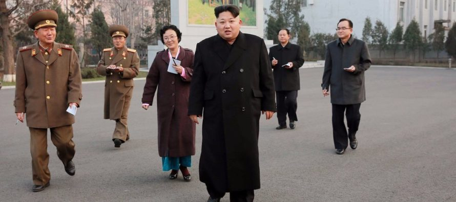 North Korea Appears To Be Producing Plutonium For Kim Jong-Un's Arsenal Of Nukes