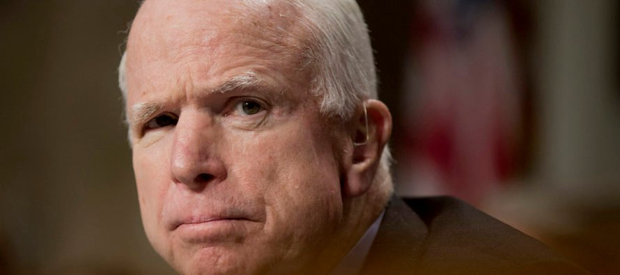 Woman With Brain Cancer Asks John McCain To RETHINK Healthcare