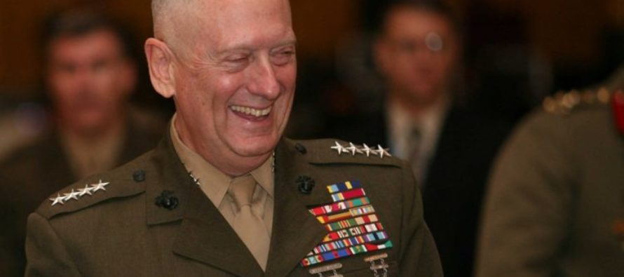 """They Asked Mattis How We're Doing Against ISIS, His Response? """"We're Winning, They're Losing"""""""