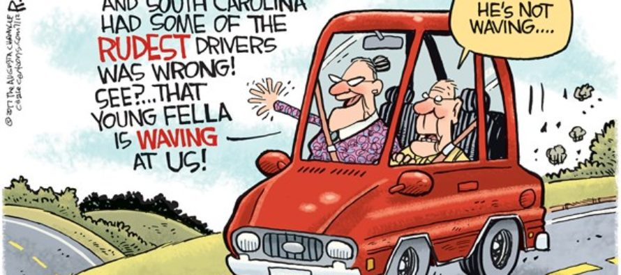 Rude Drivers LOCAL (Cartoon)