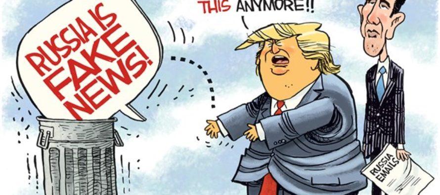 Trump Jr (Cartoon)