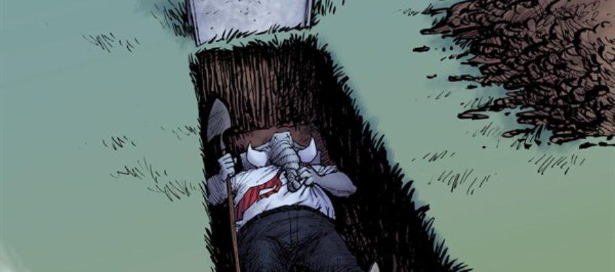The Gravedigger (Cartoon)