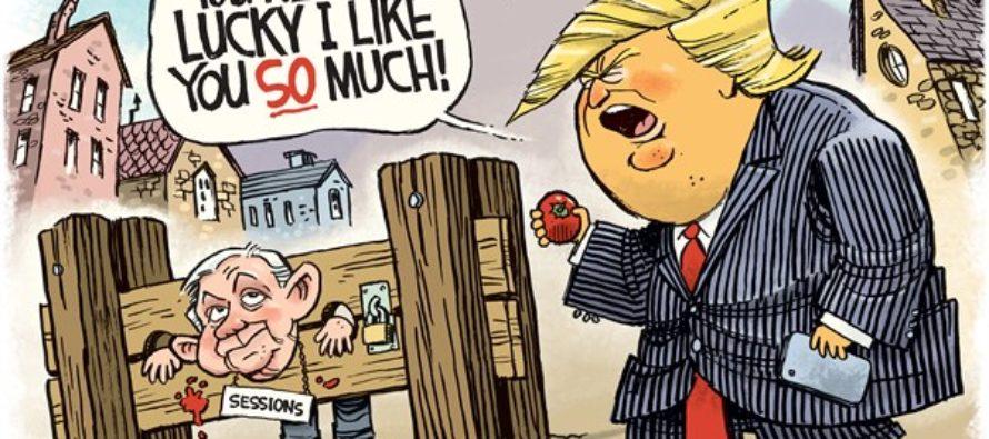 Sessions Stocks (Cartoon)